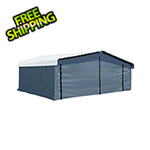 Arrow Sheds 20' x 20' Carport Enclosure Kit