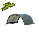ShelterLogic 8' x 10' Small Round Livestock Portable Shelter