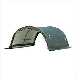 8' x 10' Small Round Livestock Portable Shelter