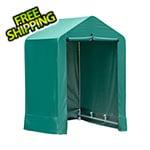ShelterLogic 4' x 4' x 6' Garden Shed