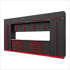 Fusion Pro 14-Piece Garage Storage System (Barrett-Jackson Edition)