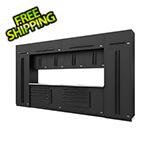 Proslat Fusion Pro 14-Piece Garage Storage System (Black)