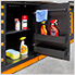 Fusion Pro 14-Piece Garage Cabinetry System (Orange)