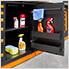 Fusion Pro 14-Piece Garage Cabinet Set (Orange)