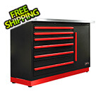 Proslat Fusion Pro Tool Chest with Stainless Steel Work Surface (Barrett-Jackson Edition)