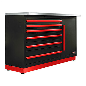 Fusion Pro Tool Chest with Stainless Steel Work Surface (Barrett-Jackson Edition)