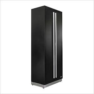Fusion Pro Tall Garage Cabinet (Silver)