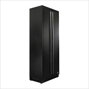 Fusion Pro Tall Garage Cabinet (Black)