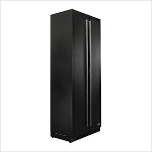 3 x Fusion Pro Tall Garage Cabinets (Black)