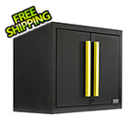 Proslat 2 x Fusion Pro Wall Mounted Cabinets (Yellow)