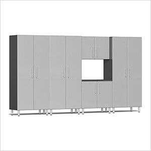 5-Piece Cabinet Kit in Stardust Silver Metallic