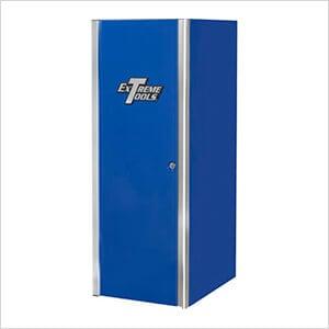 Professional 24-Inch Blue Side Locker Cabinet