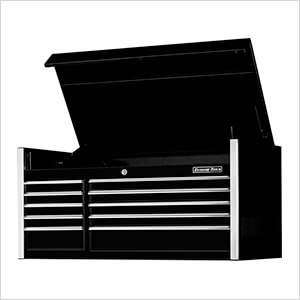 Professional Black 55-Inch 10-Drawer Tool Chest