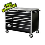 Extreme Tools Professional Black 55-Inch 11-Drawer Tool Chest