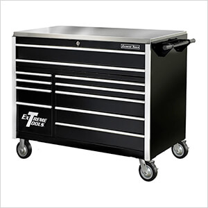Professional Black 55-Inch 11-Drawer Tool Chest