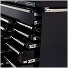 41-Inch Black 11-Drawer Rolling Tool Chest
