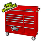 Extreme Tools 41-Inch Red 11-Drawer Rolling Tool Chest