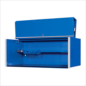 "RX Series 55"" x 25"" Blue Deep Professional Hutch"