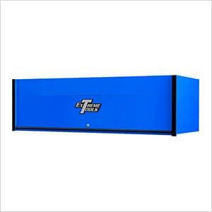 RX Series 72-Inch Blue Hutch with Black Trim