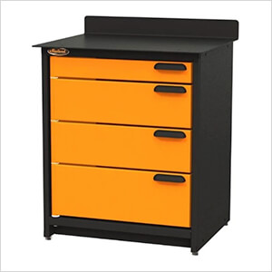 "4-Drawer 30"" Tool Storage Unit"