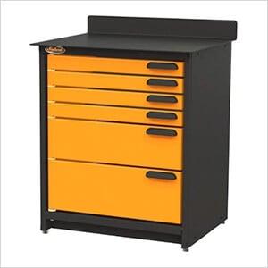 "6-Drawer 30"" Tool Storage Unit"