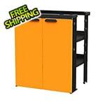 "Swivel Storage Solutions 2-Door 30"" Base Cabinet (Center Unit)"