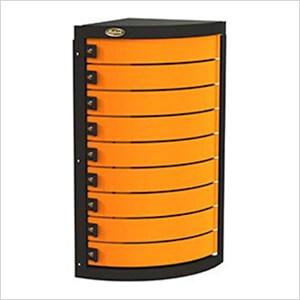 Modular 9-Drawer Storage Unit