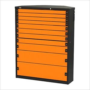 Modular 11-Drawer Storage Unit