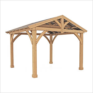 11 x 13 Carolina Pavilion Gazebo