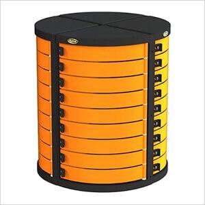 Modular 9-Drawer Storage Unit (Set of 4)