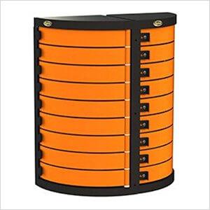 Modular 9-Drawer Storage Unit (Set of 2)