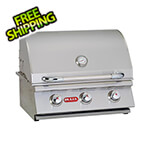 Bull Outdoor Products Steer 24-Inch 3-Burner 45K BTUs Grill Head (Natural Gas)