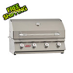 Bull Outdoor Products Outlaw 30-Inch 4-Burner 60K BTUs Grill Head (Natural Gas)
