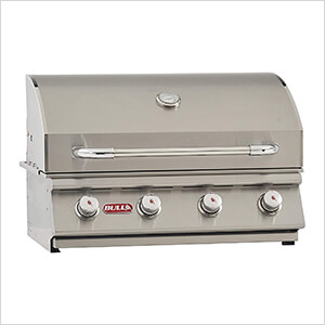 Outlaw 30-Inch 4-Burner 60K BTUs Grill Head (Natural Gas)