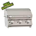 Bull Outdoor Products 24-Inch Built-In Commercial Style Flat Top Griddle (Liquid Propane)