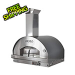Bull Outdoor Products Gas Fired Italian Made Pizza Oven Head (Liquid Propane)
