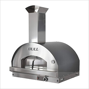 Gas Fired Italian Made Pizza Oven Head (Liquid Propane)