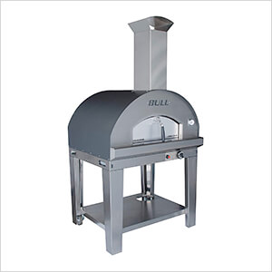 Gas Fired Italian Made Complete Pizza Oven (Liquid Propane)
