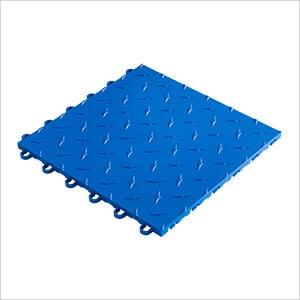 """12"""" x 12"""" Blue Garage Floor Tile (10 Pack)"""