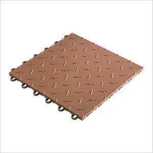 "12"" x 12"" Brown Garage Floor Tile (50 Pack)"