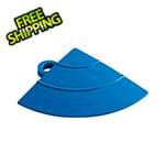 Speedway Tile Blue Garage Floor Tile Ramp Corner (4 Pack)