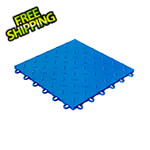 Swisstrax Diamondtrax Home 1ft x 1ft Royal Blue Garage Floor Tile (Pack of 10)