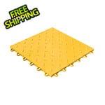 Swisstrax Diamondtrax Home 1ft x 1ft Citrus Yellow Garage Floor Tile (Pack of 50)