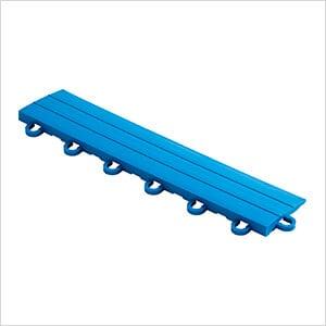 Diamondtrax Home 1ft Royal Blue Garage Floor Tile Looped Edge (Pack of 10)
