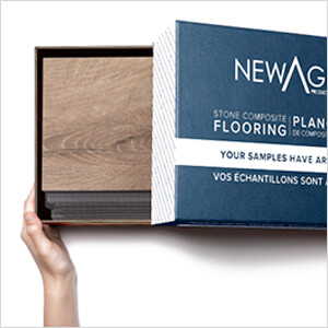 Vinyl Plank Flooring Sample Kit