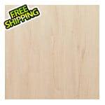 NewAge Garage Floors White Oak Vinyl Plank Flooring (600 sq. ft. Bundle)