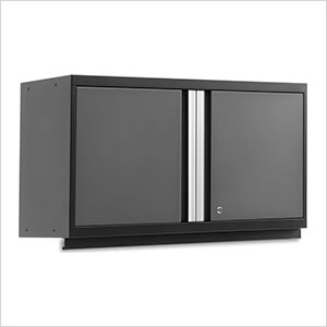 "PRO 3.0 Series Grey 42"" Wall Cabinet"