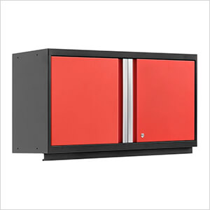 """PRO 3.0 Series Red 42"""" Wall Cabinet"""