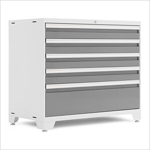"""PRO 3.0 Series White 42"""" Tool Cabinet"""