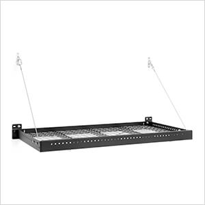 PRO Series 2 ft. x 4 ft. Wall Mounted Steel Shelf (5-Pack)
